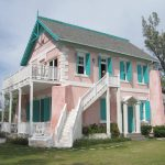 Peach House at Governor's Estate in Eleuthera