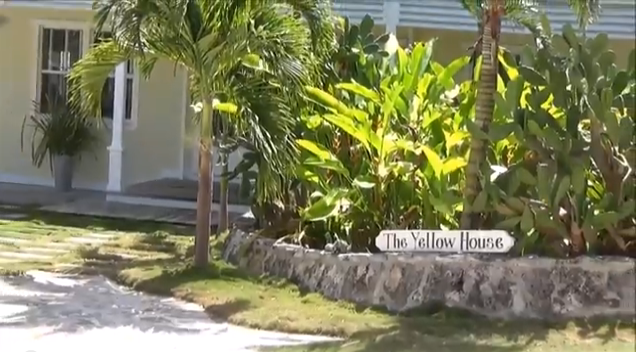 Video tour of Yellow House