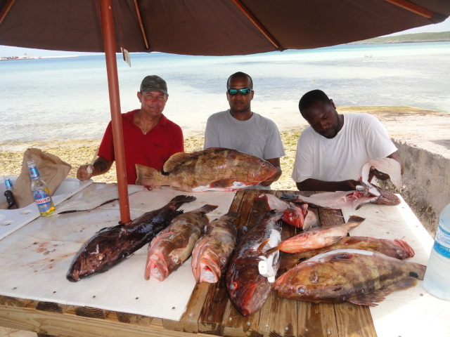 Fresh fish Governors Harbour Eleuthera