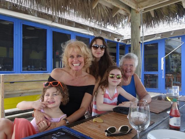 Lovely family shot at Tippy's