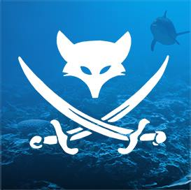 Ocean Fox logo - lookout for this !
