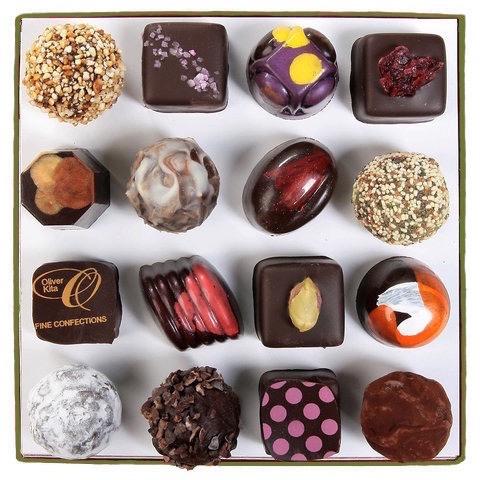 Oliver Kita - chocolate genius !!!