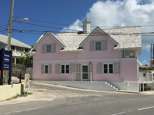 The Pink Loft - beautifully renovated by Osprey Building from Nassau
