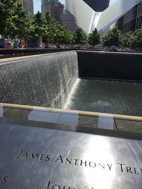 The 9/11 Memorial ......