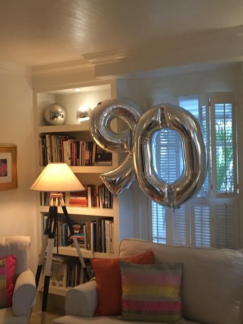The big 90 !