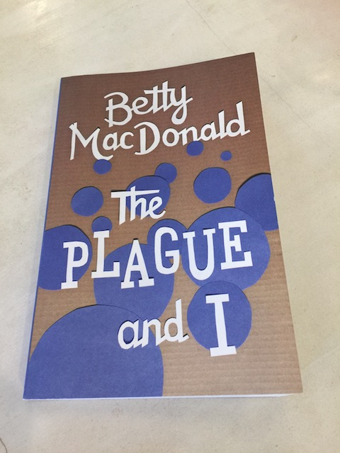 Very funny book - it kept on making me read bits out loud to Bob !!