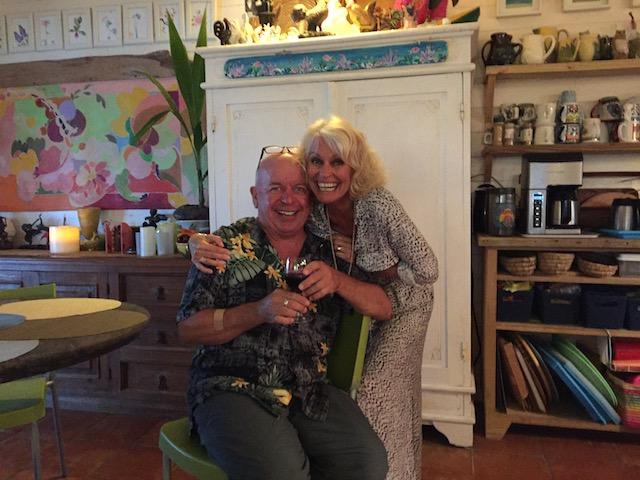 Me and Larry Wilhelm