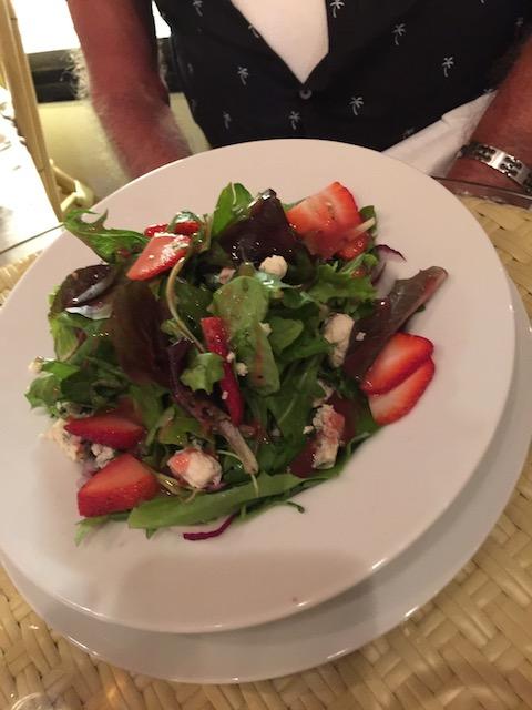 Bob's delicious salad