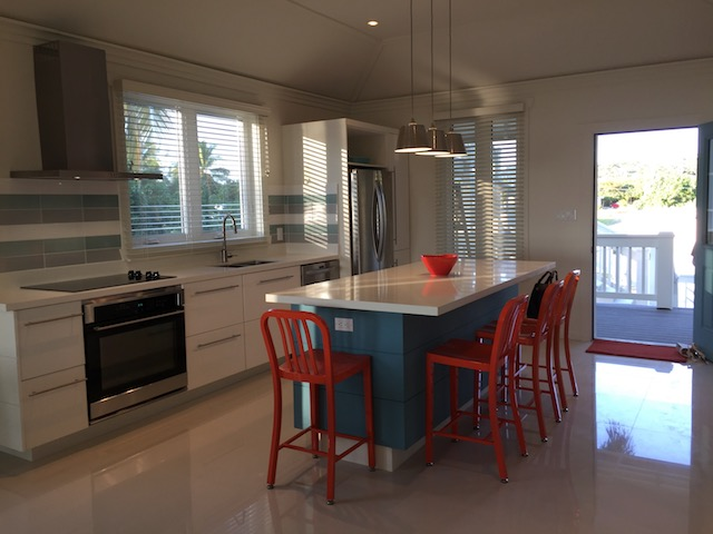 Love this apartment at Anchor Point- mainly because it is ready and finished !!