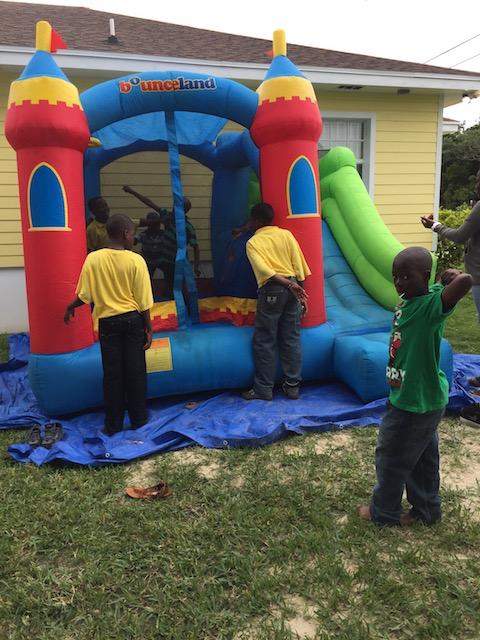 Great bouncy castle