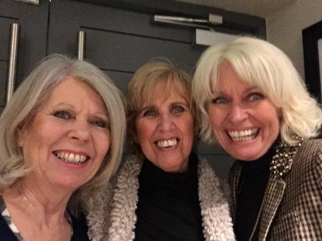 3 matching smiles .....