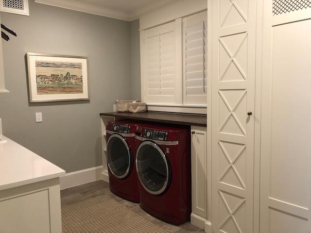 I love a good laundry room....